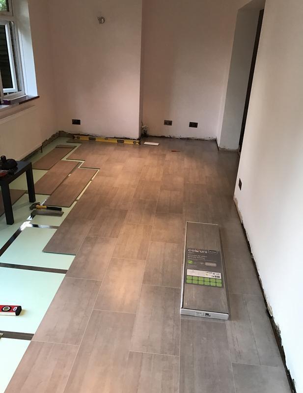 Image 23 - Laminate Flooring Laid throughout whole ground floor