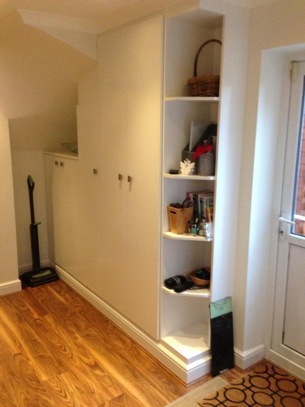 Image 48 - Sabina's under stairs units