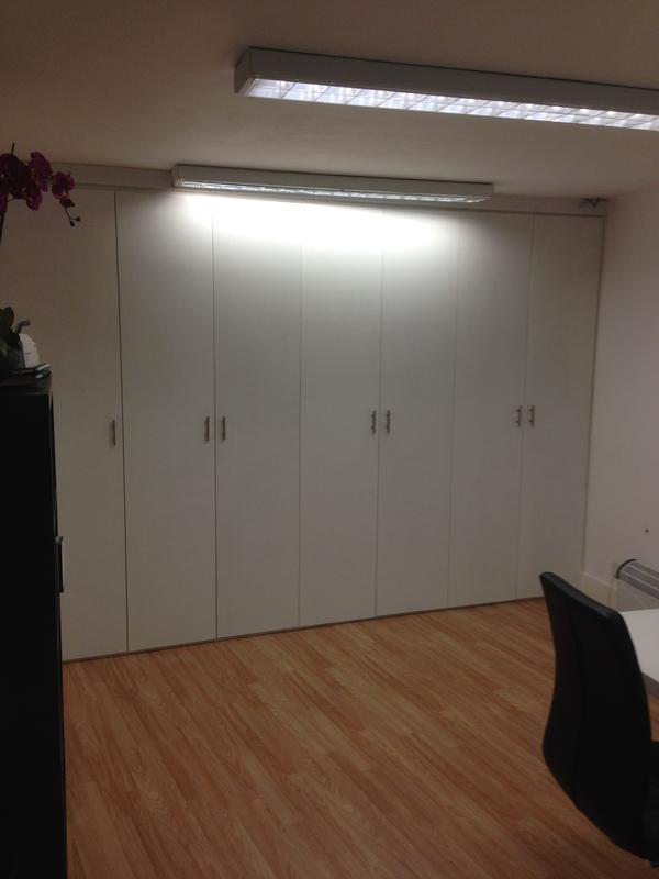 Image 25 - Office cupboards