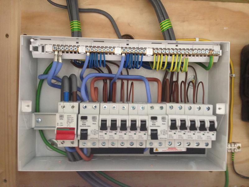 Image 9 - Completed Consumer Unit (3)