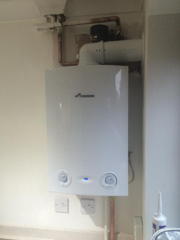Image 18 - Worcester greenstar RI upgraded. Power flush carried out filter fitted to boiler 5 Year warrenty