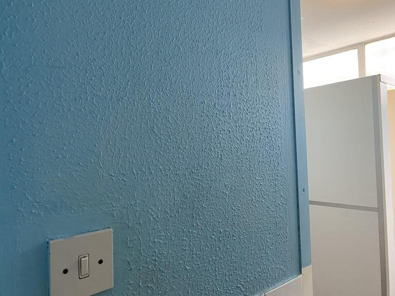 Image 7 - Wall Textured Coating (Artex) containing Asbestos