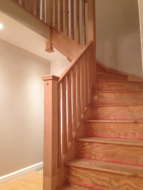 Image 46 - Staircase revamp