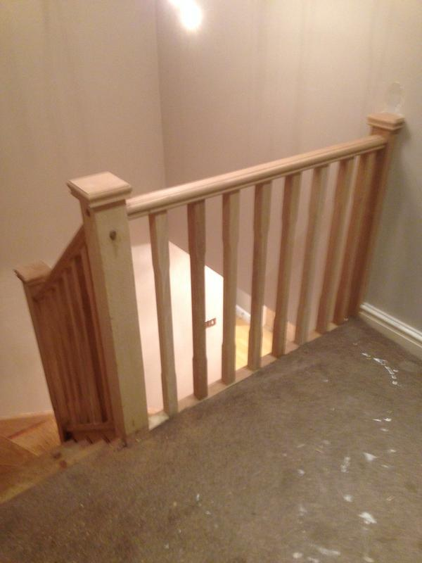 Image 41 - Staircase revamp