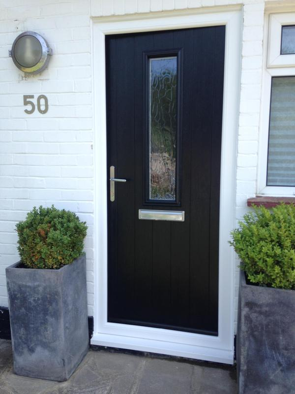 Image 24 - new composite door supplied and fitted