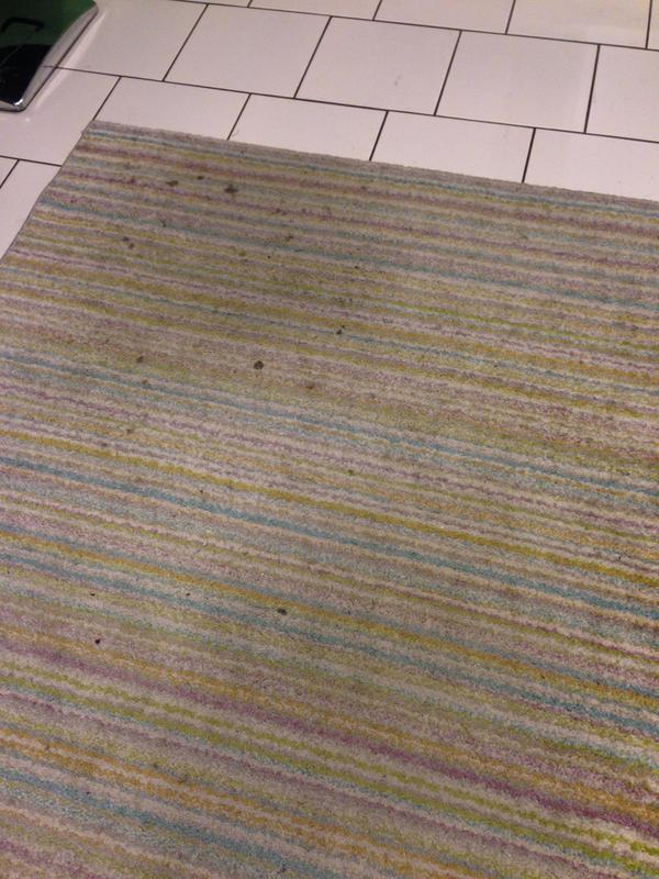 Image 8 - Rug cleaning BEFORE