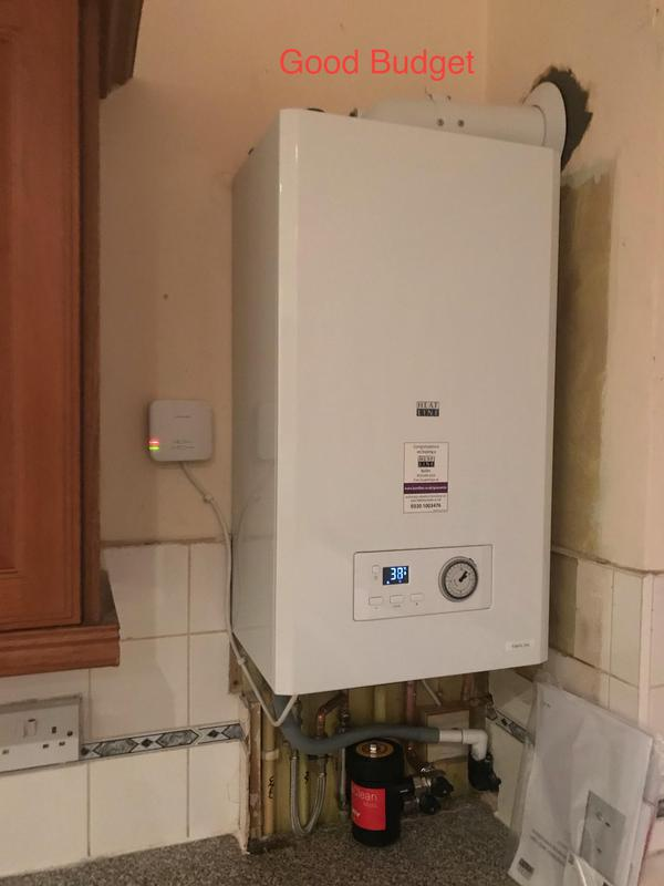 Image 1 - Budget boiler but reliable for those on a budget or landlords