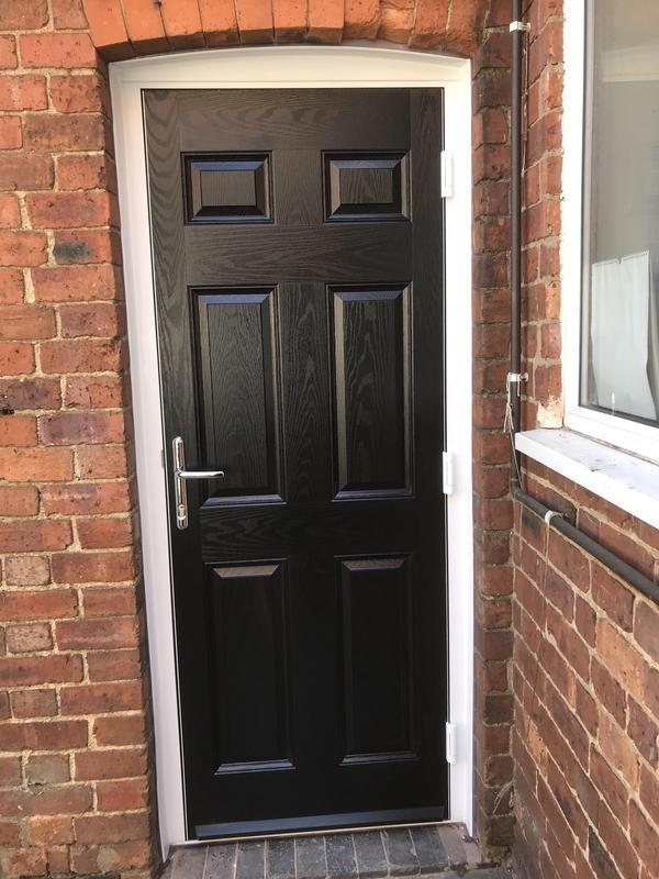Image 23 - New composite back door