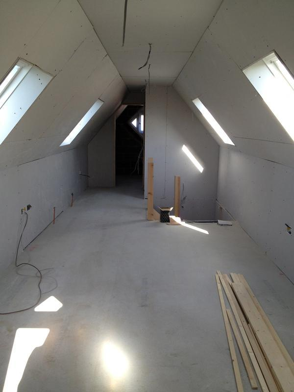 Image 5 - loft conversion almost completed