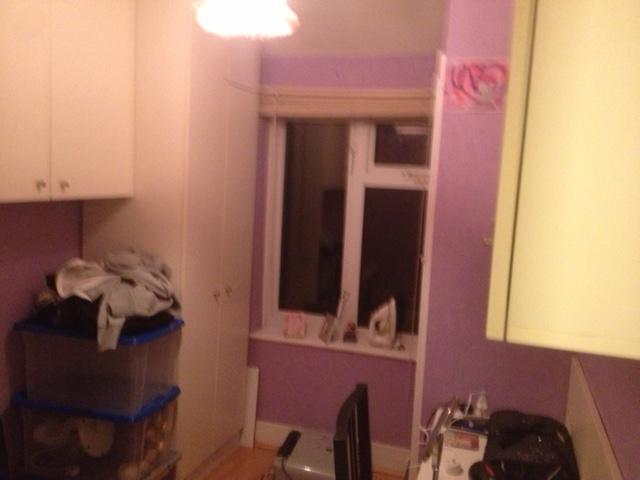 Image 6 - Converting a bedroom into a bathroom from start to completion