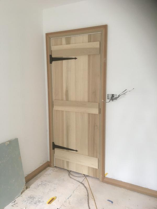 Image 18 - cottage door. Tulip wood construction