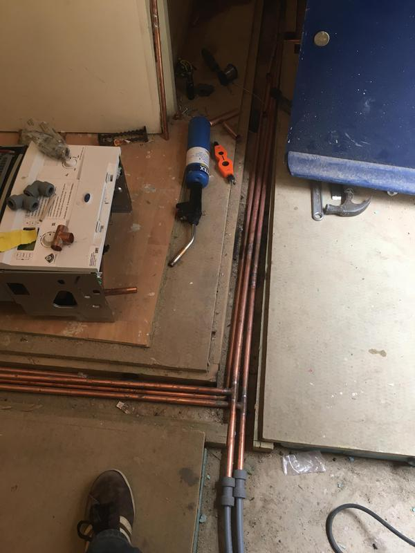 Image 36 - Full Central Heating Install.
