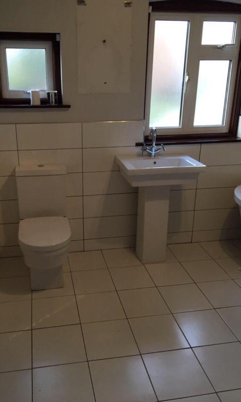 Image 52 - Before - Bathroom renovation FOLKESTONE