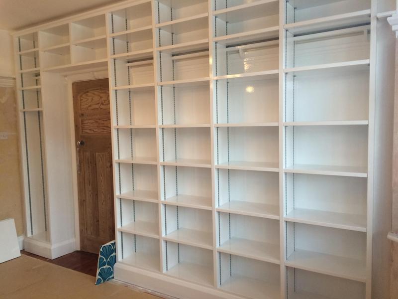 Image 30 - Bespoke library