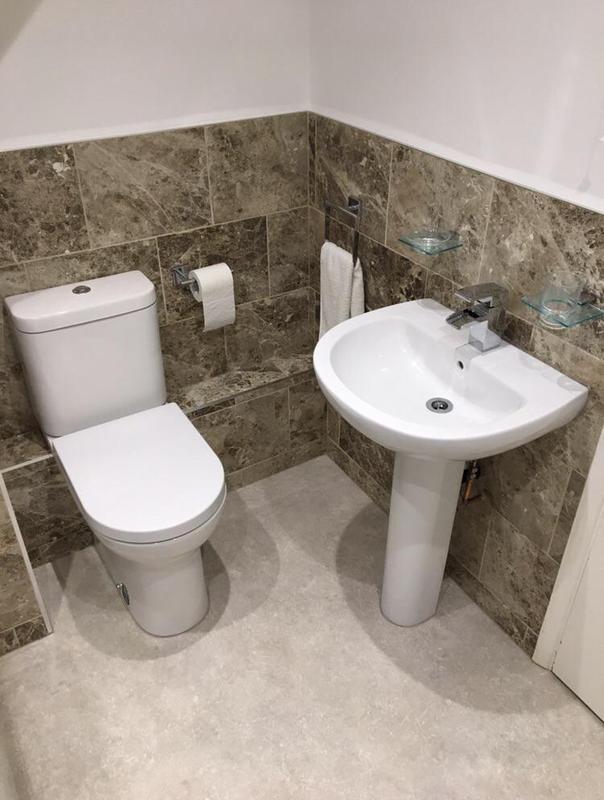 Image 80 - After - Bathroom renovation CAPEL-LE-FERNE