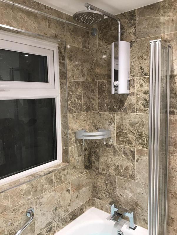 Image 82 - After - Bathroom renovation CAPEL-LE-FERNE
