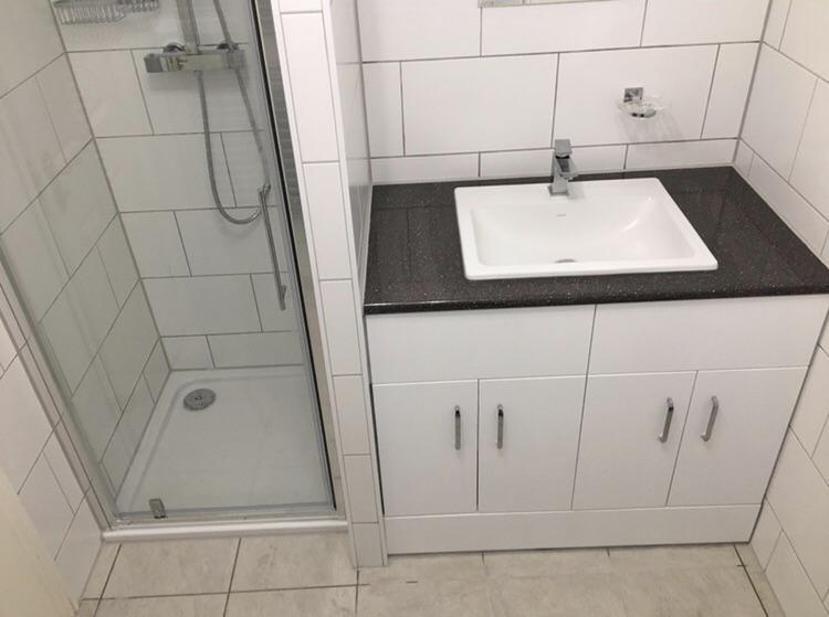 Image 113 - After - Bathroom renovation HAWKINGE