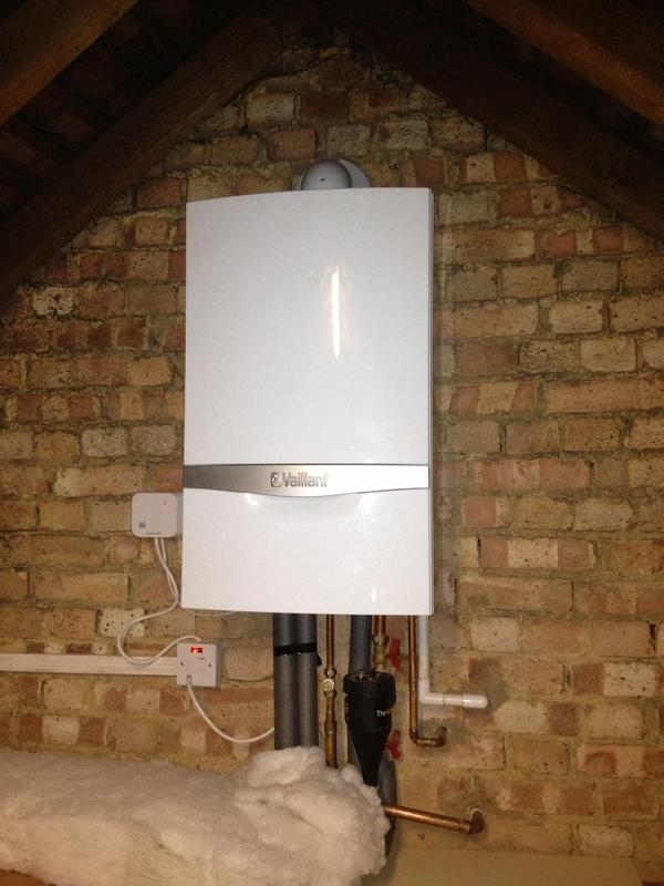 Image 65 - New Vaillant boiler Hornchurch.