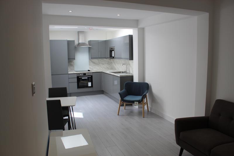 Image 9 - Full renovation in harrow road. basement extension