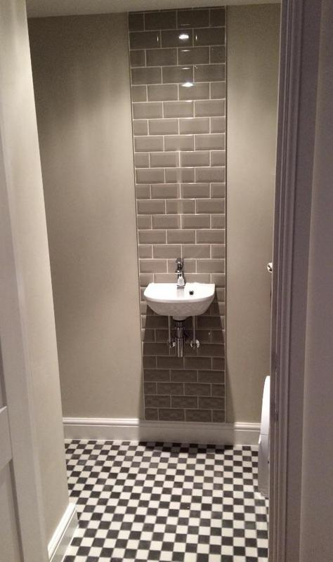 Image 123 - After - Downstairs toilet renovation HYTHE