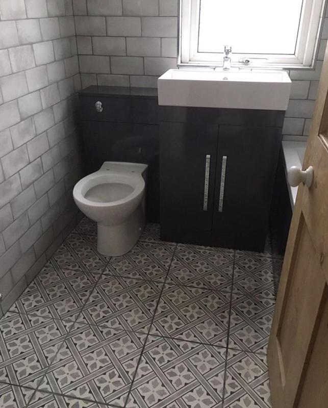 Image 100 - Before - Bathroom renovation DOVER