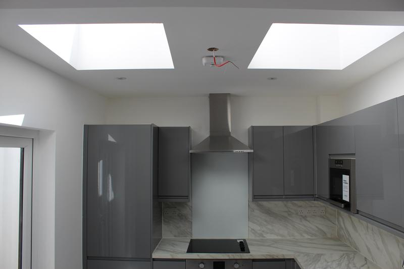Image 5 - (Full renovation in harrow road. basement extension and roof extension)