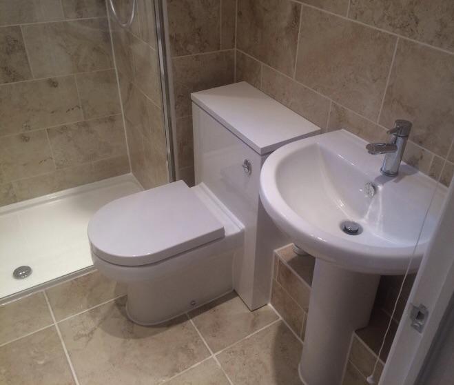 Image 132 - After - Bath to shower renovation FOLKESTONE