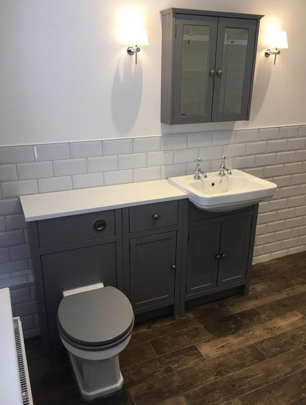 Image 87 - After - Bathroom renovation FOLKESTONE
