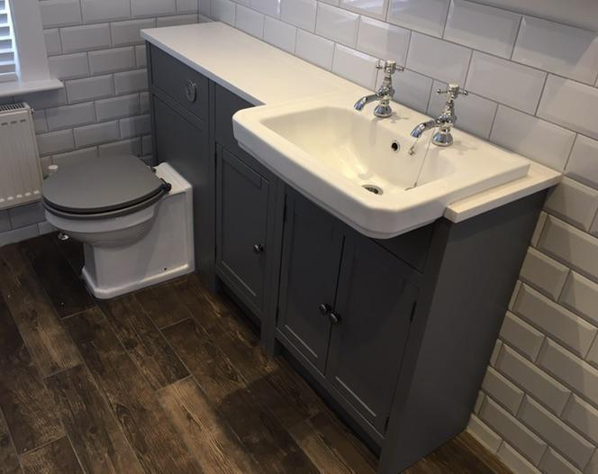 Image 86 - After - Bathroom renovation FOLKESTONE