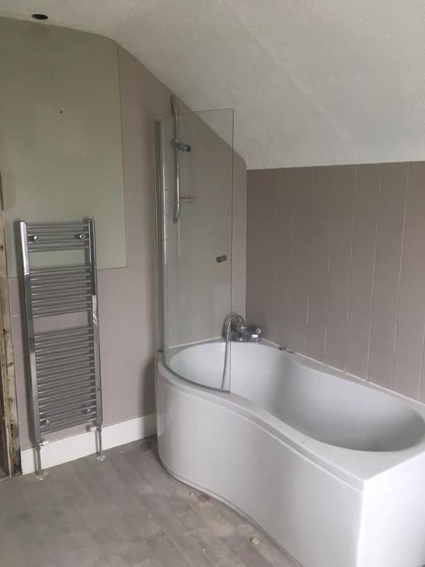 Image 88 - Before - Bathroom renovation FOLKESTONE