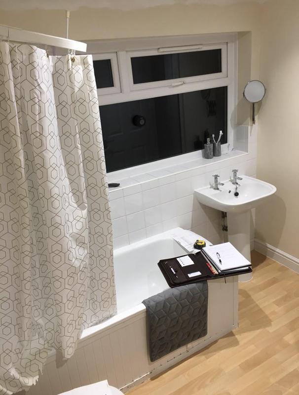Image 66 - Before - Bathroom renovation FOLKESTONE
