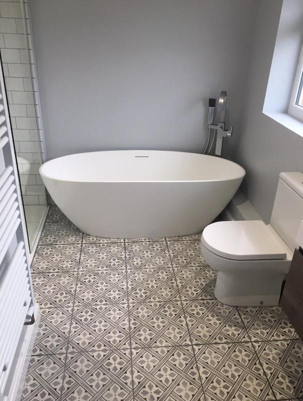 Image 63 - After - Bathroom renovation FOLKESTONE