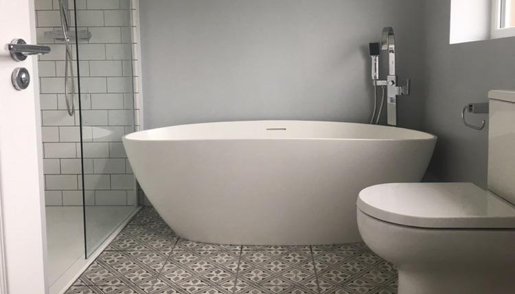 Image 64 - After - Bathroom renovation FOLKESTONE