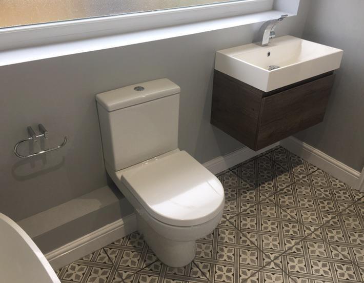 Image 67 - After - Bathroom renovation FOLKESTONE