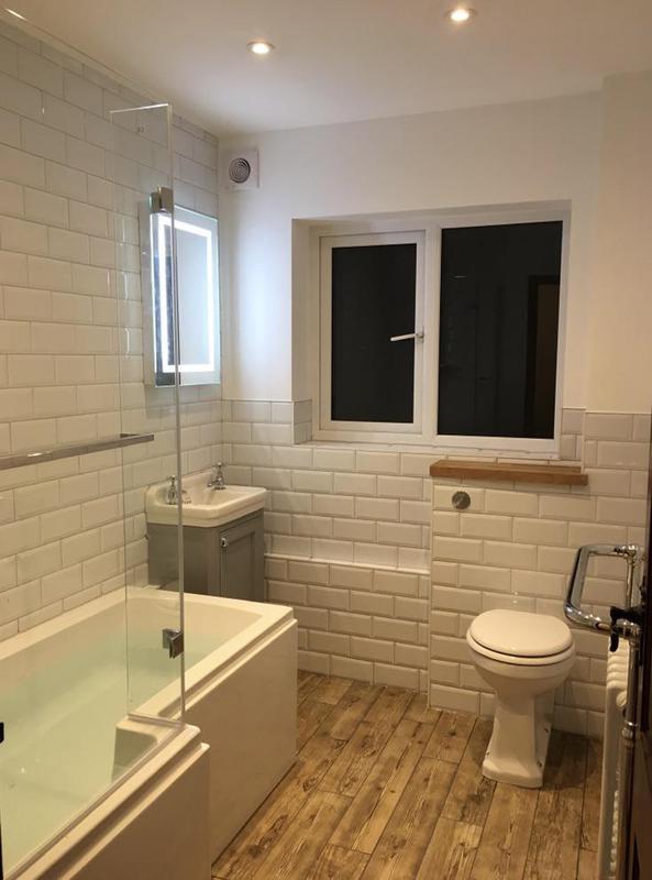 Image 69 - After - Bathroom renovation CANTERBURY
