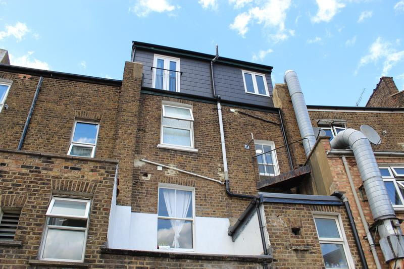 Image 2 - (Full renovation in harrow road. basement extension and roof extension)v