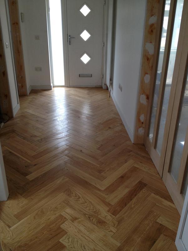 Image 38 - Herringbone floor