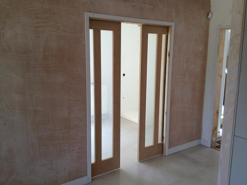 Image 30 - Pocket doors