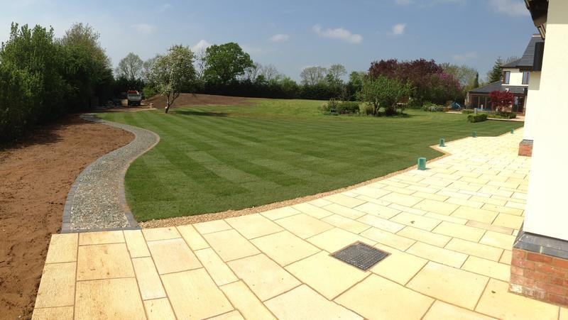 Image 3 - Job completed in Buckingham ( half an acre)