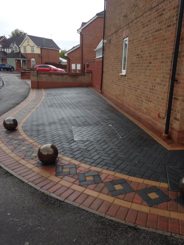 Image 72 - Block paving driveway way in Nottingham