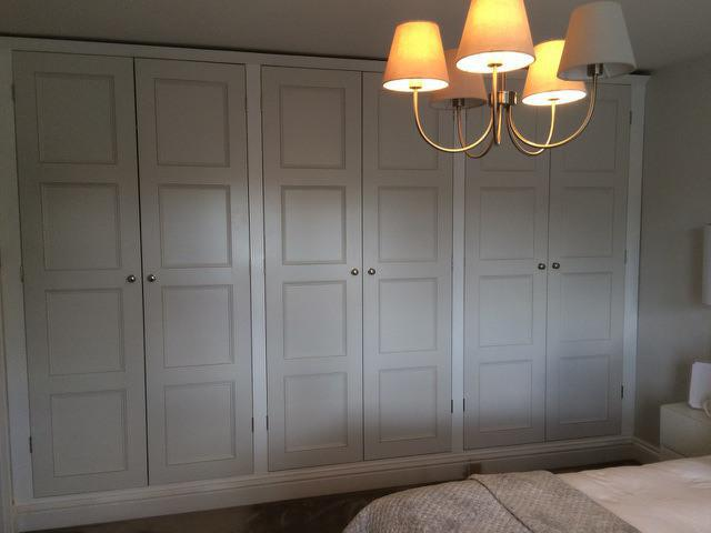 Image 8 - Shaker style/beaded fitted wardrobes