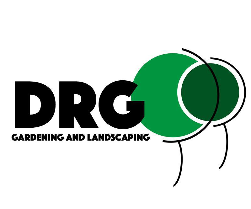 DRG Gardening and Landscaping logo