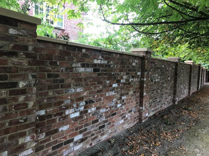 Image 13 - 50 metre wall (up close)