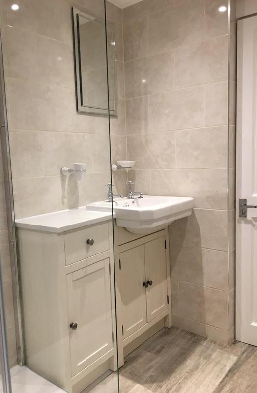 Image 57 - After - Bathroom renovation FOLKESTONE