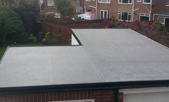 Image 1 - Epdm rubber roof
