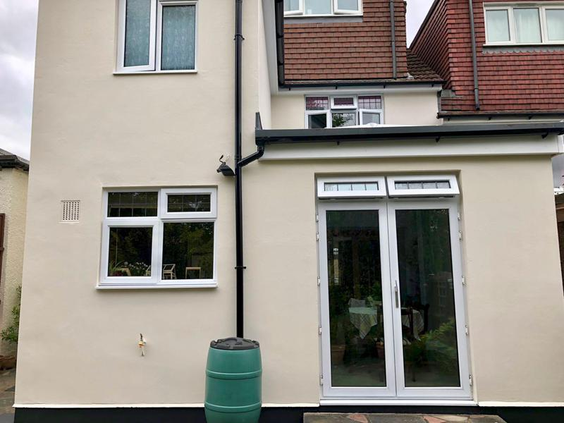 Image 111 - Exterior redecorated in Orpington. More happy customers 😃