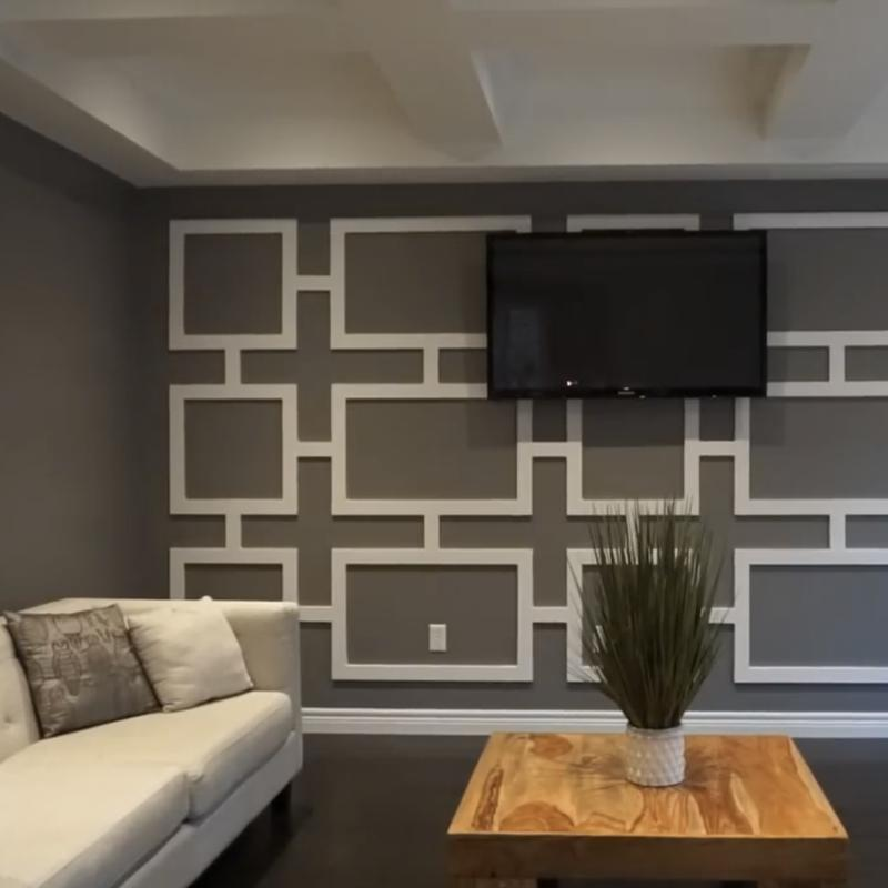 Image 14 - An Accent Wall.