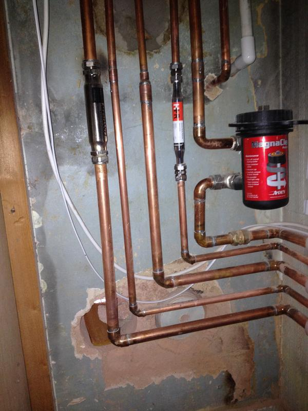 Image 4 - New Central Heating Filter.