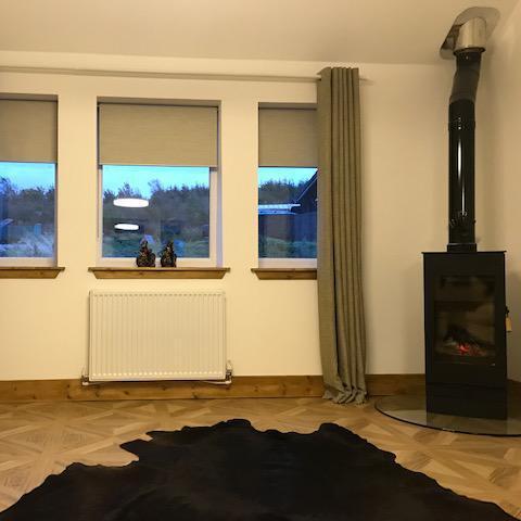 Image 6 - Wood Burner Installation