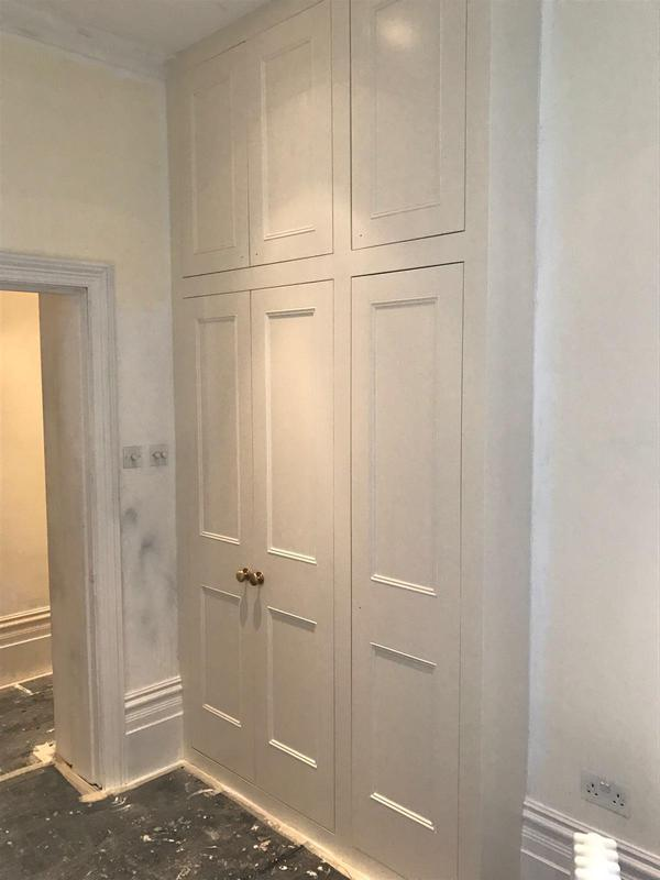Image 11 - High line fitted wardrobes, with shaker style/beaded doors